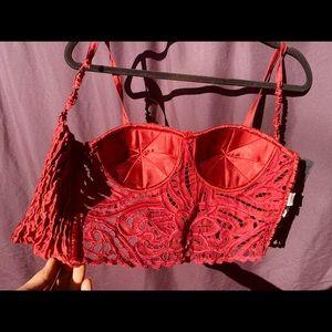 Vintage Red banger! Braette